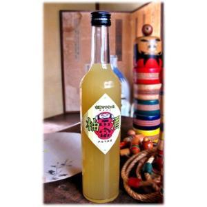 古酒でつくった柚酒 500ml(1本) | 白木恒助商店/梅酒 他|matsumotoya