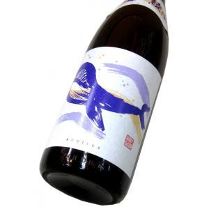 くじらのボトル綾紫(白麹) 1800ml(1本) | 大海酒造/海・海王 他|matsumotoya