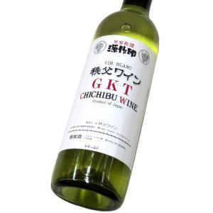 源作印ワイン GKT(白) 720ml(1本) | 秩父ワイン/源作印 他|matsumotoya
