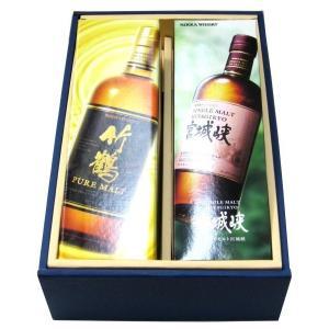 竹鶴・宮城峡セット【ギフト箱入り】 | おすすめの贈答酒・贈答品|matsumotoya|05