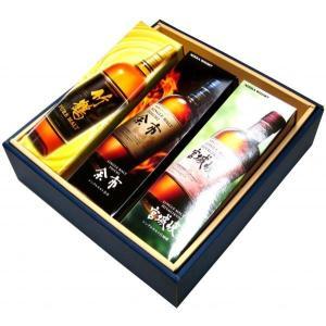 竹鶴・余市・宮城峡セット【ギフト箱入り】 | おすすめの贈答酒・贈答品|matsumotoya|04