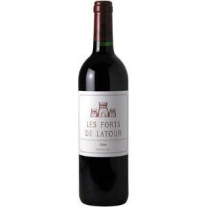 レ・フォール・ド・ラトゥール 2005   輸入ワイン matsumotoya
