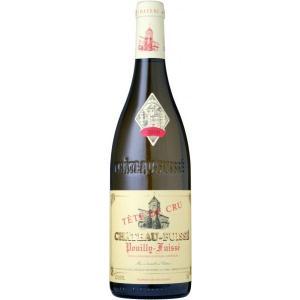 〈シャトー・ド・フュイッセ〉プイィ・フュイッセ・シャトー・フュイッセ テート・ド・クリュ2010   輸入ワイン matsumotoya