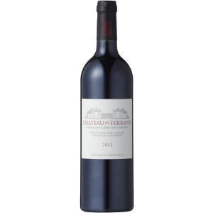 シャトー・ド・フェラン 2012   輸入ワイン matsumotoya