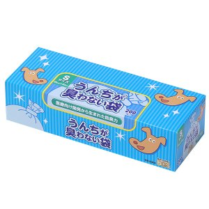 うんちが臭わない袋 BOS ペット用 S 200枚入|matsunami