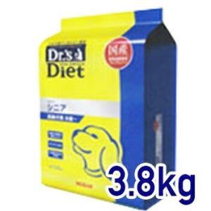 ドクターズダイエット 犬用 シニア (高齢犬用) 3.8kg 準療法食 【宅配便】