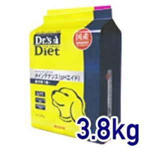 ドクターズダイエット 犬用メインテナンス(phエイド) (成犬用)3.8kg 準療法食 【宅配便】