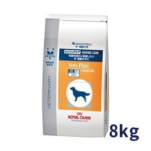 C:ロイヤルカナン ベッツプラン 犬用 エイジングケア 8kg 準療法食 賞味期限:2020/08/27以降(06月現在)|matsunami
