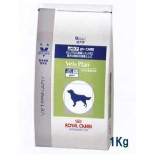 C:ロイヤルカナン ベッツプラン 犬用 pHケア 1kg 準療法食 賞味期限:2019/09/12以降(06月現在)|matsunami