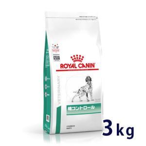 ロイヤルカナン 犬用 糖コントロール 3kg 療法食 賞味期...