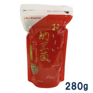 C:DRS.CHOICE おいしい納豆菌 粒タイプ 280g|matsunami