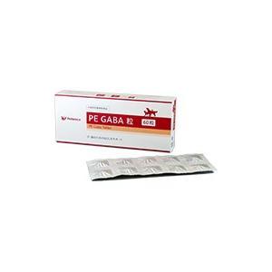 C:PE GABA錠 60錠 (動物用栄養補助食品) 賞味期限:2020/09/30以降(06月現在)|matsunami