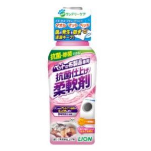 (エントリーで最大10倍)LION ペットの布製品専用 抗菌仕上げ柔軟剤 360g(9/22 0:00〜9/24 23:59) matsunami