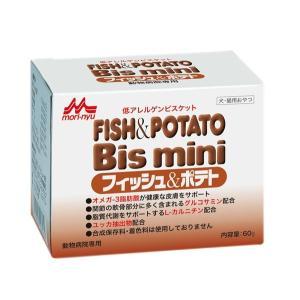 森乳サンワールド ワンラック フィッシュ&ポテト ビスミニ 60g 【宅配便】