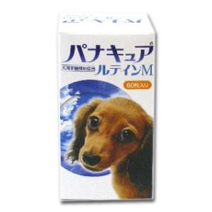パナキュアルテイン M 犬用 60粒 賞味期限:2019/02/28まで(11月現在)|matsunami