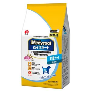 C:ペットライン メディコート pHサポート 1歳から 成犬用 3kg(500g×6パック)|matsunami