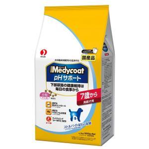 C:ペットライン メディコート pHサポート 7歳から 高齢犬用 3kg(500g×6パック)|matsunami