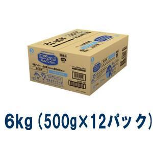 C:ペットライン メディコート アレルゲンカット 魚&お米 1歳から 成犬用 6kg(500g×12パック)|matsunami