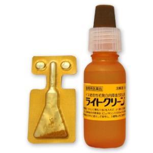 犬用 ライトクリーン 15ml 動物用医薬品 使用期限:2020/05/31まで(01月現在) matsunami