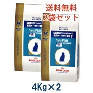 C:ロイヤルカナン ベッツプラン 猫用 メールケア 4kg (2袋セット) 準療法食 賞味期限:2020/09/14以降(06月現在)|matsunami