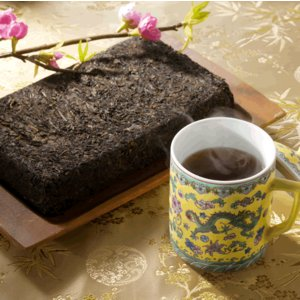 中国茶 発酵茶 健康茶 ギフト 天茯茶(1kg) 年末年始|matsurika-jp|02