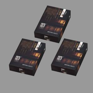 中国茶 発酵茶 健康茶 金の花 茯磚茶(源) 318gx3個 年末年始セール中|matsurika-jp