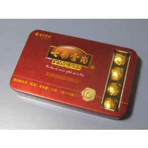 中国茶 発酵茶 黒茶 健康茶 七彩雲南シリージ尚品小金沱茶72g(3gx24粒)|matsurika-jp