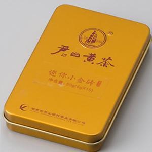 中国茶 発酵茶 黄茶 ギフト 珍藏品 ミニ小金磚(5gx10)|matsurika-jp