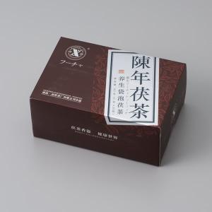 中国茶 健康茶 発酵茶 ギフト 金の花 陳年茯茶60g(3gx20)ティーバッグ 年末年始|matsurika-jp