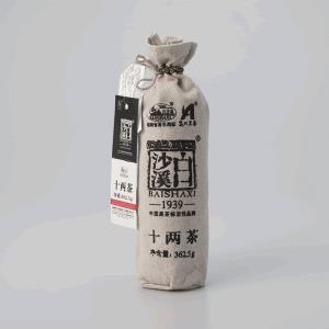 中国安化黒茶王―千両茶のミニ版 十両茶 2010年製造|matsurika-jp