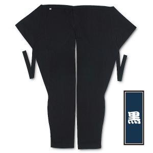 東京江戸一・股引(黒) 巾広フト〜超特長 大人用 ※|matsuriya-sonami