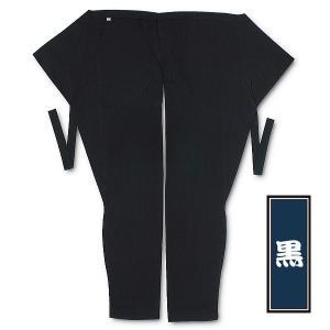 東京江戸一・股引(黒) 巾広超丈長フト 大人用 ※|matsuriya-sonami