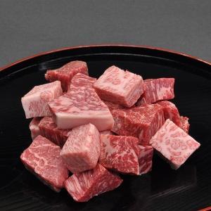 松阪牛サイコロステーキ 300g       部位:ブレンド