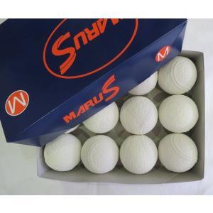 ダイワマルエス M号 公認球(試合球)1ダース/軟式野球ボール 16JBR110|matsuspo