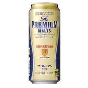 【500缶】ザ・プレミアム・モルツ500ml24本入 2ケースまで1個分の送料で発送可能!