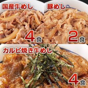 松屋 人気丼ぶり詰め合わせセット(10食入)|matsuyafoods