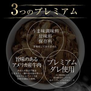 松屋牛めしの具(プレミアム仕様)(10個)【牛...の詳細画像3