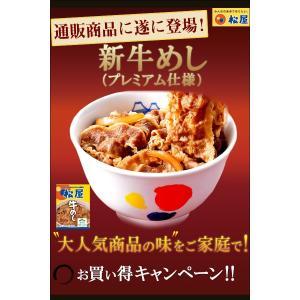 松屋牛めしの具(プレミアム仕様) 20個 牛丼の具 冷凍
