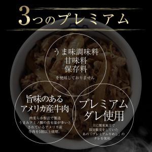 【6/10以降発送】 松屋 牛めしの具(プレミ...の詳細画像3