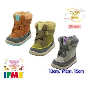 [ギフト無料] イフミー IFME ブーツ 子供靴 ベビー 20-1821(13cm〜15cm) 2021年秋冬 新作[誕生日][プレゼント] matsuyamachi-man