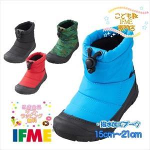 イフミー 子供靴 キッズ ブーツ 30-8715(15cm~21cm) IFME 2018年秋冬 新...