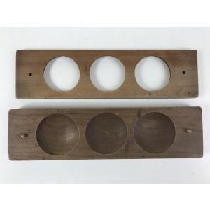 菓子型 和菓子 丸型 和三盆 木型 20|matt811