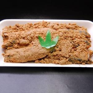 山陰名産 昔ながらの珍味「いわしのへしこ」 5尾入 しっかり熟成されてます(イワシ、鰯)|matubagani