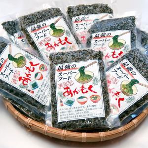 (送料無料)ねばり強 下処理済・アカモク(冷凍)約100g×7袋  (日本海産) 注目のスーパーフード(あかもく、ギバサ、ぎばさ、ぎばそ)オメガ3脂肪酸|matubagani|05