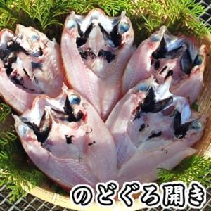 旬干し 超高級魚のどぐろ一夜干し(冷凍)小サイズ 5枚×約45-60g程度(浜坂産)赤睦・ノドグロ・干物・開き|matubagani