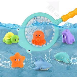 キッズ 子供用 バストイ シャワー お風呂のおもちゃ 水遊び おふろ 釣り体験 入浴 ギフト 楽しい...