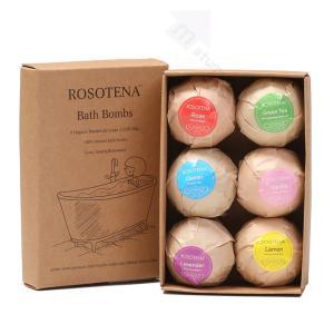入浴剤 カラフル バスボール お風呂用 バスボム 香り爆弾 プレゼント しっとり感 潤い 肌に良い ...