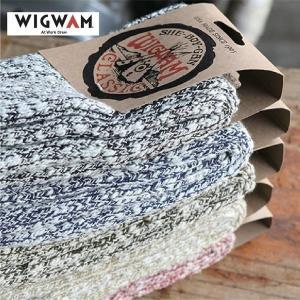 WIGWAM(ウィグワム)Cypress クルーソックス