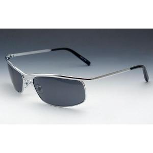 クラシックテイストのチョイ悪系メタルサングラス。 ブロウラインの曲線がCOOLな雰囲気。  バイカー...