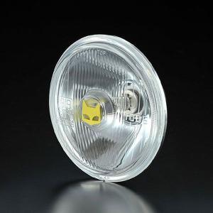 マーシャル ヘッドライト 汎用ヘッドライト 819ドライビングランプ 4輪車用クリアーレンズ|max-advancer